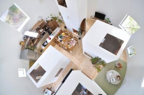 Modern Round House 1