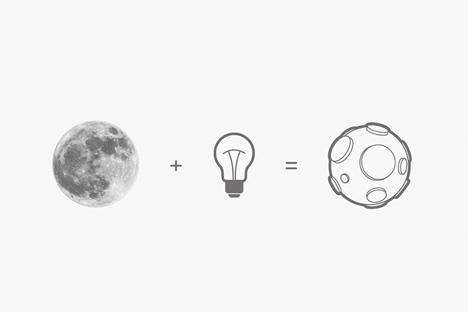 armstrong moon-like lamp