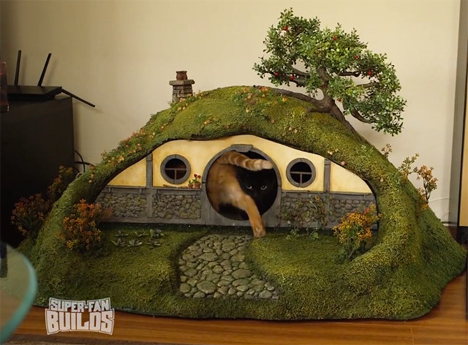 bag end kitty litter box