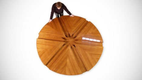 fletcher capstan table 5
