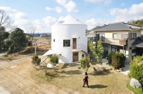 modern round house 2