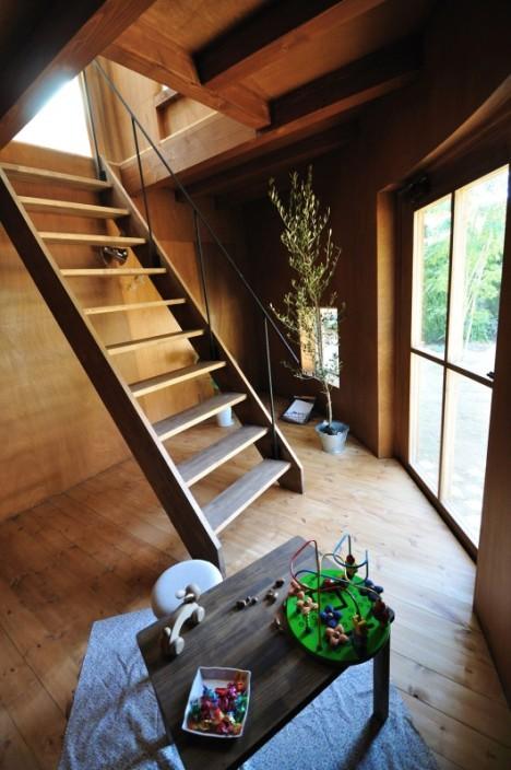 modern round house 4