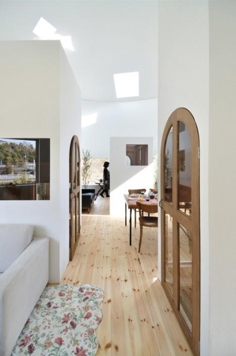 modern round house 5