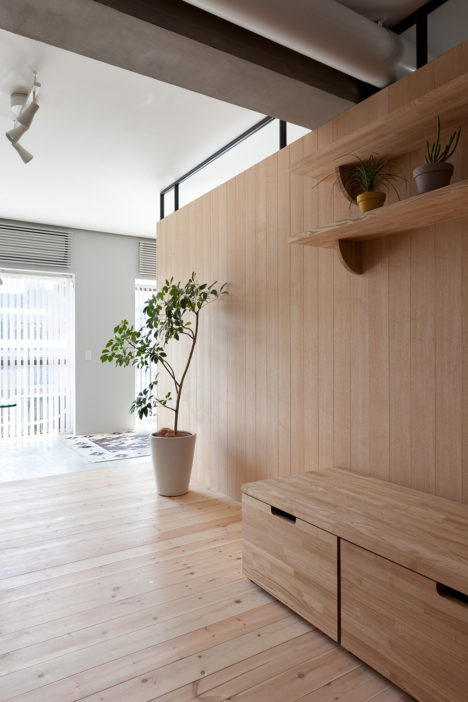 plywood partition 6