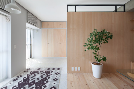 plywood partition 7