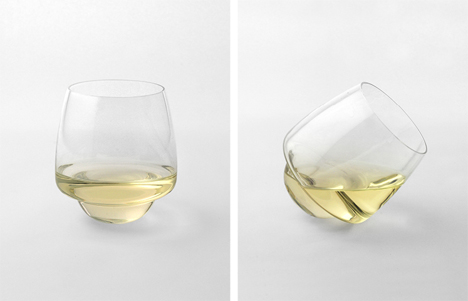 saturn spill proof wine glasses