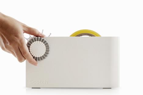 3m scotch tape dispenser redesign