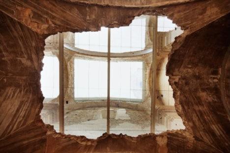 9 spanish church skylight roof