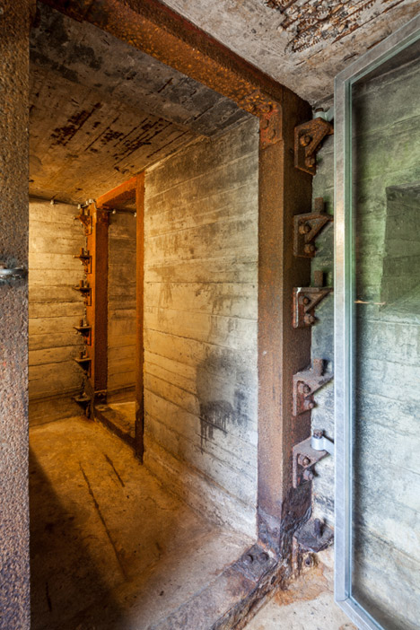 Subterranean Secret Bunker Converted To Holiday Home