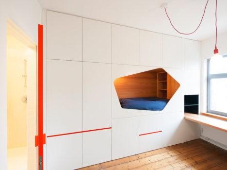 chalet bedrooms 1