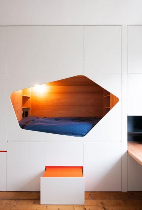 chalet bedrooms 2