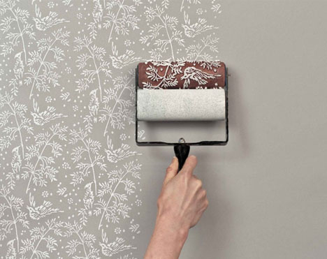 wallpaper paint rollers