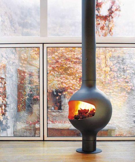 wood stove 6