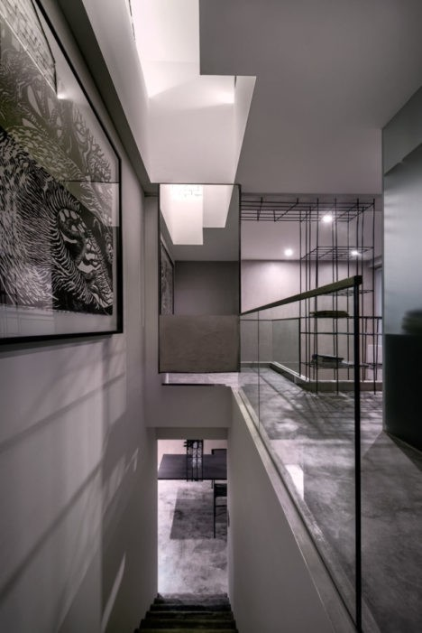 art collector apartment singapore