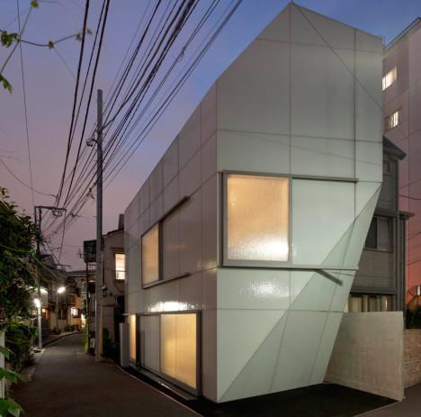 1 a house
