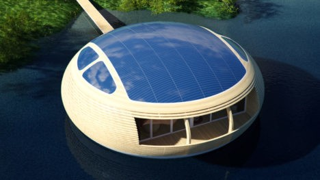 floating waternest home 2