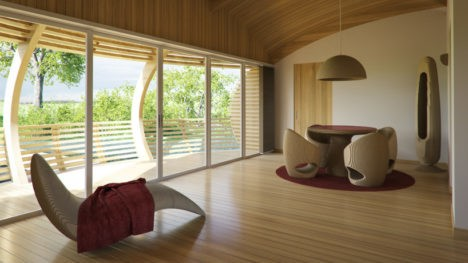floating waternest home 3