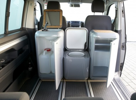 Camper Kit Convert Any Van With The Buddy Box System