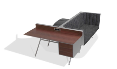 Brilliant Flexible Office Furniture Desk Couch And Lounge In One Interior Design Ideas Gentotryabchikinfo