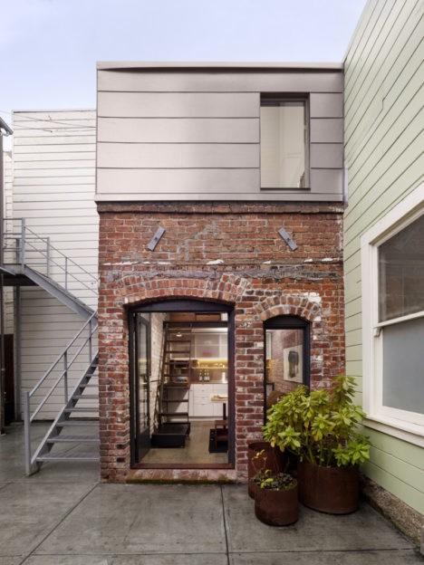 boiler room apartment 2