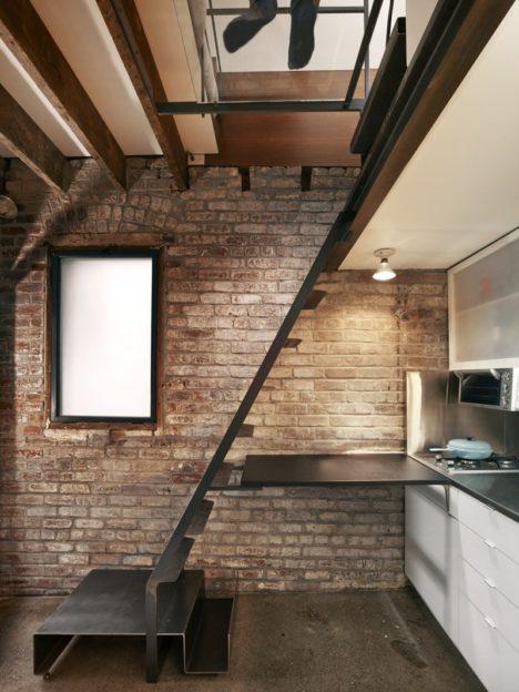 boiler room apartment 6