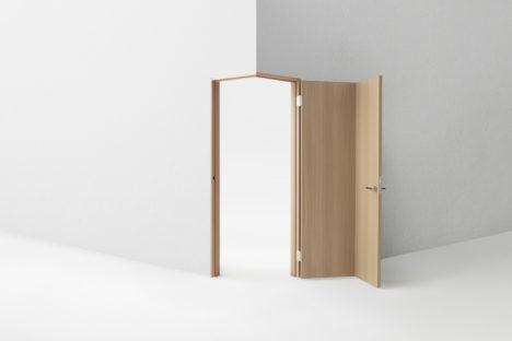 corner open