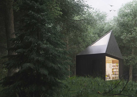 diamond forest cabin 1