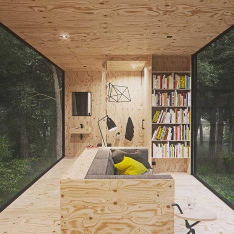 diamond forest cabin 3