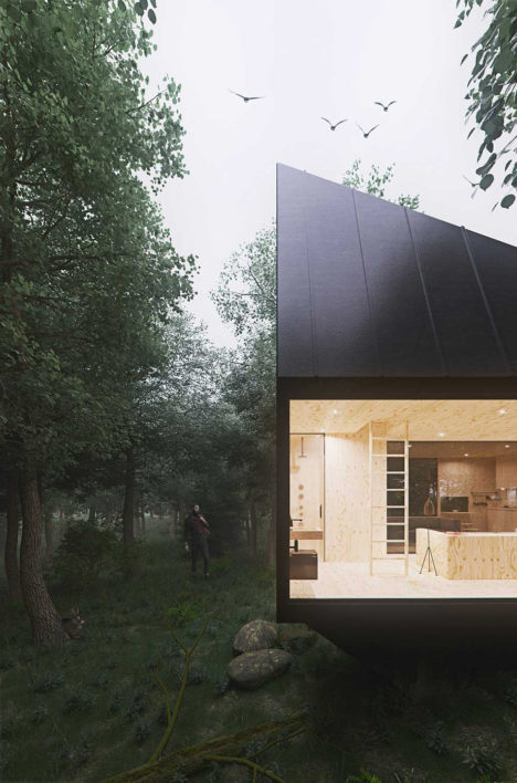 diamond forest cabin 5