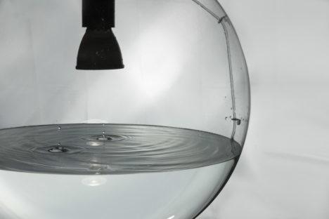 drops of water lamp