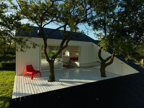garden house slice