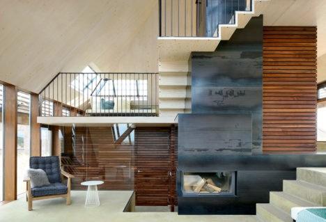 natural materials interior