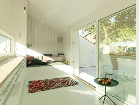 saunders architecture slice