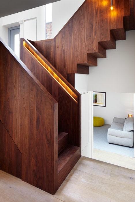 staircase bottom