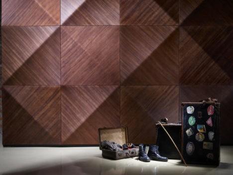 Cool Wallpaper Alternative Sculptural Wooden Wall