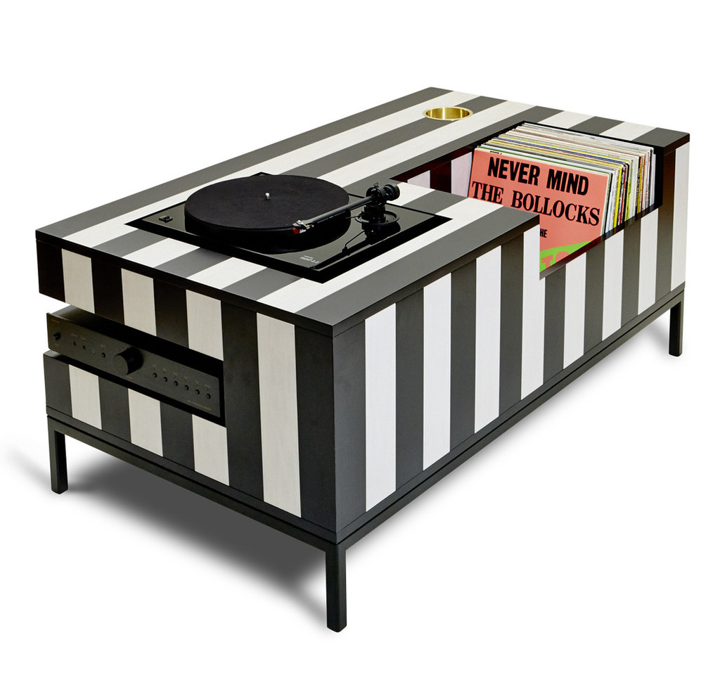 The ultimate vinyl lover decor for Cocktail tables olx