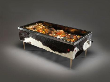 Altar Pinball Coffee Table
