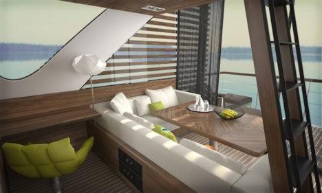 catamaran apartment 2