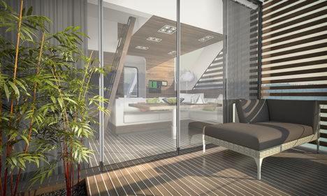 catamaran apartment 8