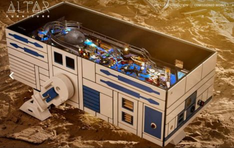 Staw Wars Droid Coffee Table
