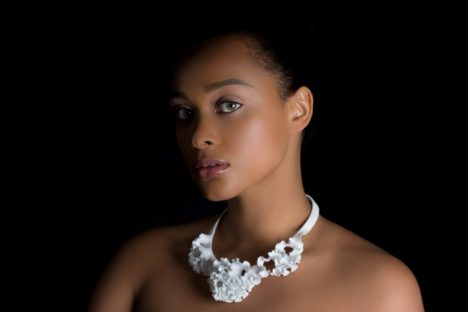 Floraform necklace
