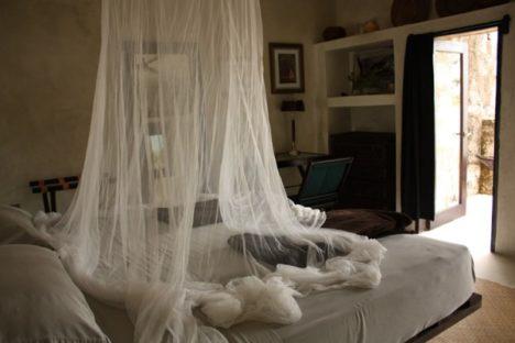 A room at Hotel Coqui Coqui