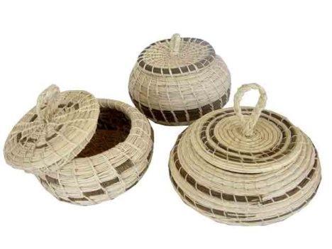 Mayan baskets