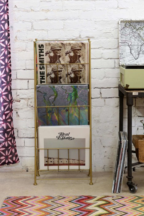Urban Outfitters Record Rack