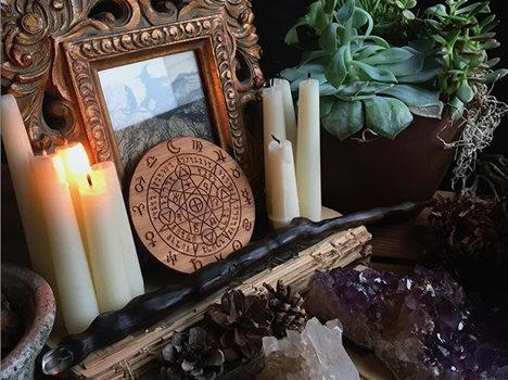Sacra Luna shrine