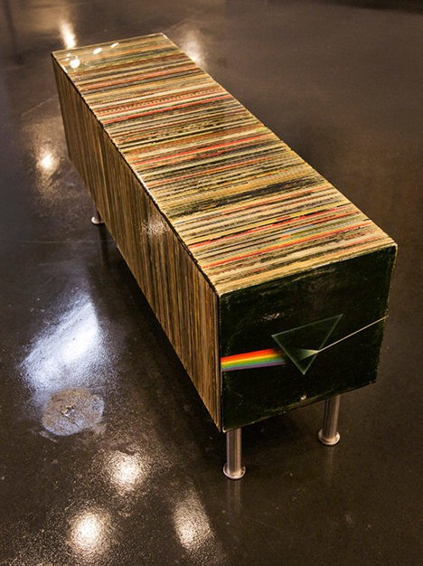 Ultimate Vinyl Lover Decor Designs Amp Ideas On Dornob