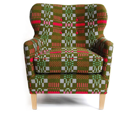 Feeling Chilly Why Not Wear Your Furniture