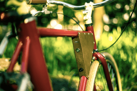 Vela Bike Red
