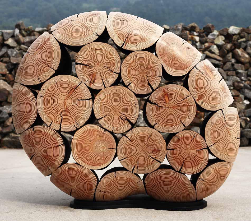 Интересные поделки из дерева своими руками