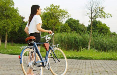 Vela Bike Blue